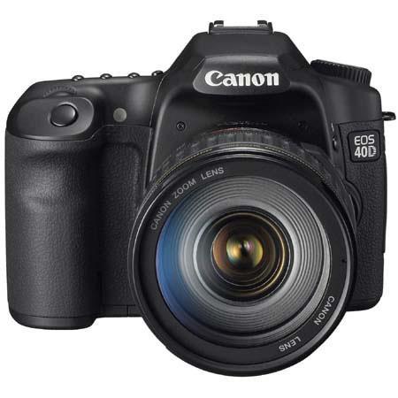 canon eos 40d digital slr camera body kit with ef s 17 85mm f 4 5 6 rh adorama com