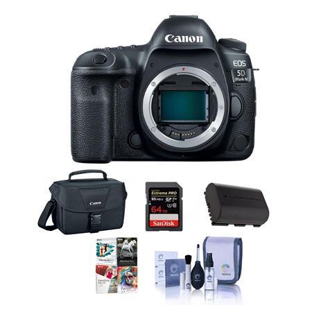 canon eos 5d mark iv dslr body with free accessory bundle rh adorama com Canon 5D Body Canon 5D Mark IV