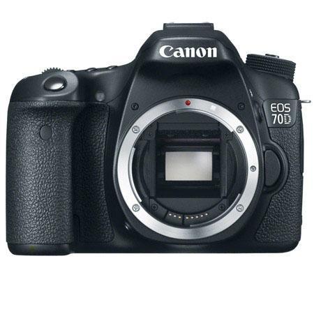 Canon EOS 70D 20.2MP DSLR Body