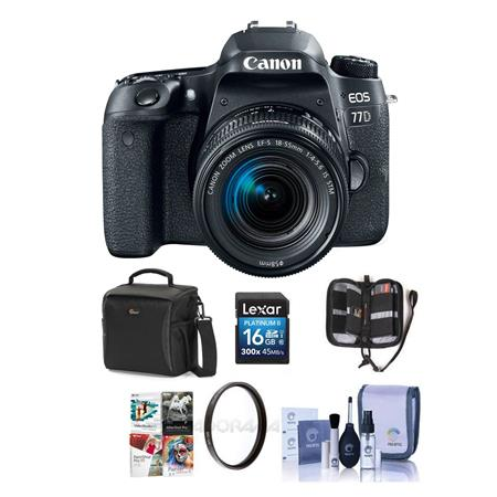 Canon 77D: Picture 1 regular