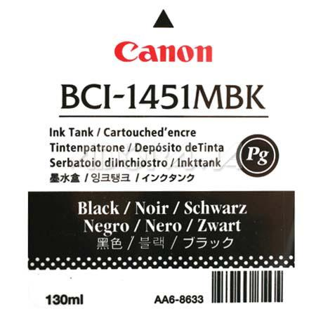 Canon BCI-1451MBK: Picture 1 regular