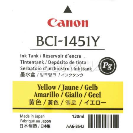 Canon BCI-1451Y: Picture 1 regular