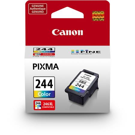 Canon Cl 244 Color Ink Cartridge Fpixma Mg Mx All In One Inkjet