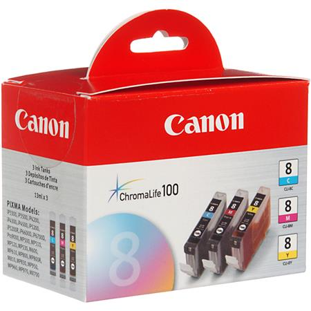 Canon CLI-8: Picture 1 regular