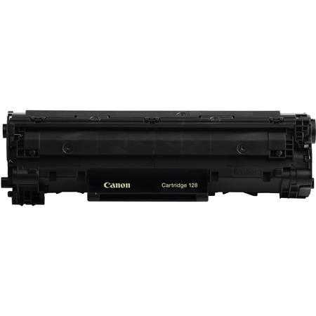 Canon Imageclass 128 Black Toner Cartridge 3500b001aa