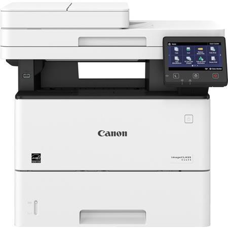 Canon imageCLASS D1620 Multifunction Wireless Duplex Laser Printer, 45ppm,  600x600 dpi - Copy, Print, Scan