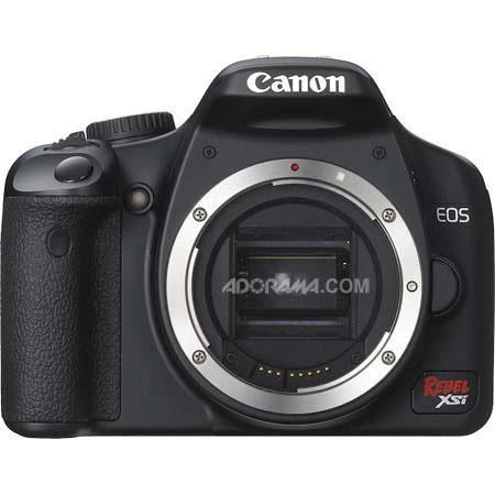 Canon XSi: Picture 1 regular