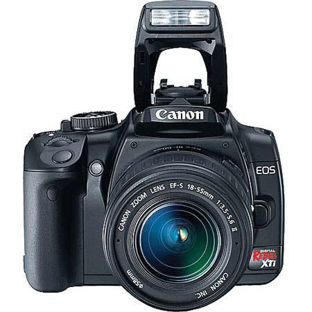 canon eos digital rebel xti slr 10 1mb camera body kit black finish rh adorama com canon eos rebel xt instruction manual canon rebel xsi user manual