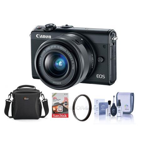 Canon EOS M100: Picture 1 regular