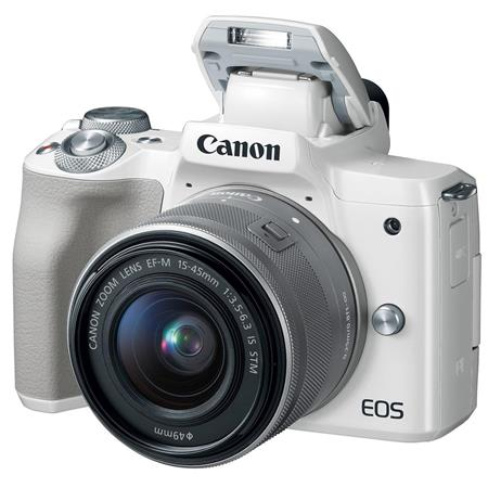 Canon EOS M50: Picture 1 regular