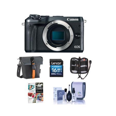 Canon EOS M6: Picture 1 regular