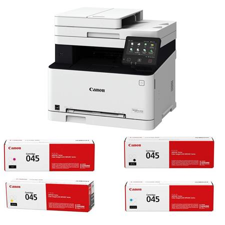 Canon Mf634cdw Wireless Multifunction Color Laser Printer
