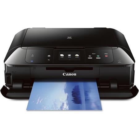 Canon MG7520 Color Inkjet All-in-One Printer