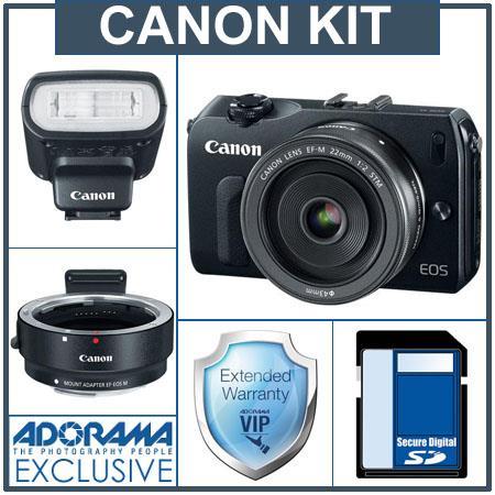 Canon EOS M: Picture 1 regular