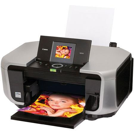 Canon Pixma MP810 All-in-One Multi-functional Inkjet Photo