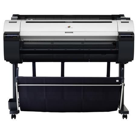 Canon imageprograf ipf770 36 large format inkjet printer 9856b002 canon imageprograf ipf770 picture 1 regular maxwellsz