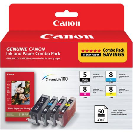 Canon Combo Pack: Picture 1 regular