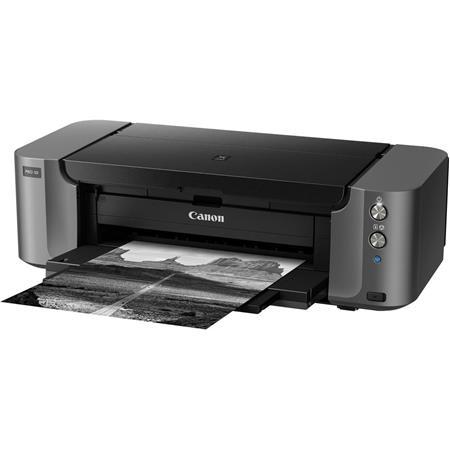 Canon PIXMA PRO-10 Professional Inkjet Photo Printer with Chroma Optimizer,  4800x2400 Resolution, WiFi, 13x19