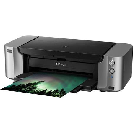 Canon PIXMA PRO-100 Professional Inkjet Photo Printer, 4800x2400  Resolution, WiFi, 13x19