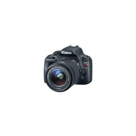 Canon EOS Rebel SL1 18MP HD DSLR Camera w/18-55mm Lens Bundle