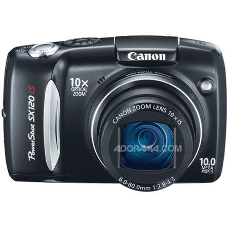 Canon SX120 IS: Picture 1 regular
