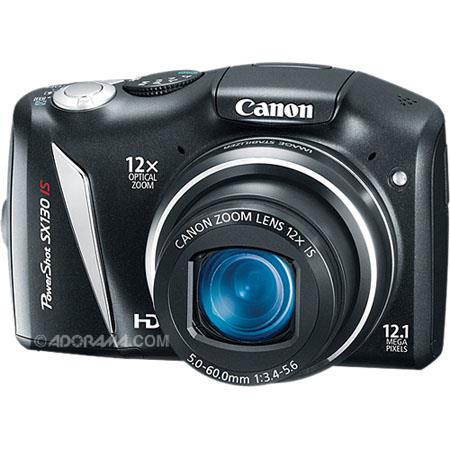 Canon SX130 IS: Picture 1 regular
