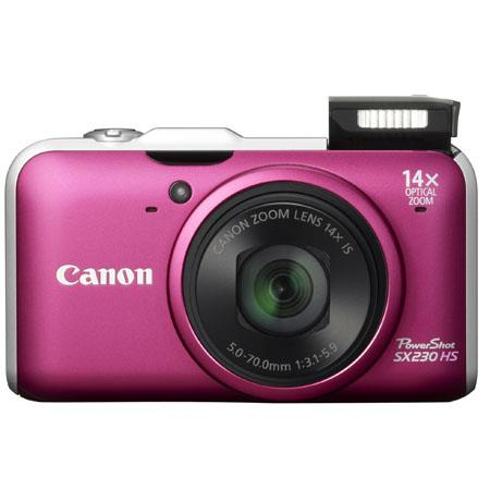 Canon SX230 HS: Picture 1 regular