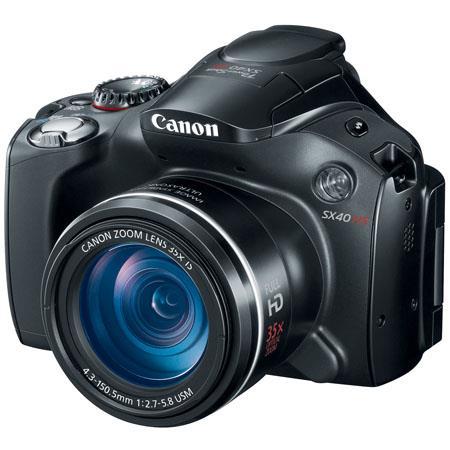 Canon SX40 HS: Picture 1 regular
