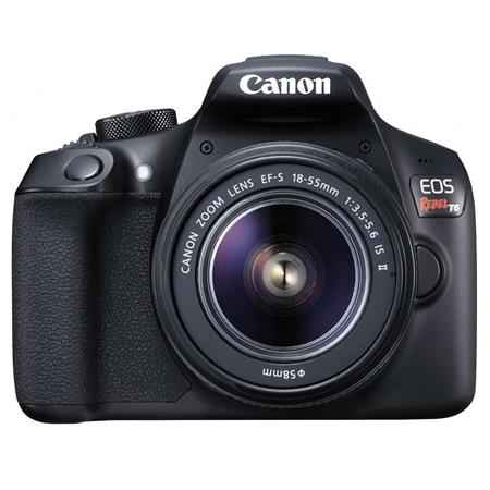 Canon T6 Picture 1 regular  sc 1 st  Adorama & Canon EOS Rebel T6 DSLR with 18-55mm IS Lens 1159C003 azcodes.com