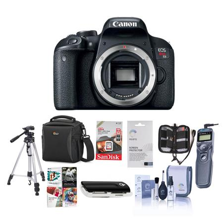 Canon EOS Rebel T7i Deals
