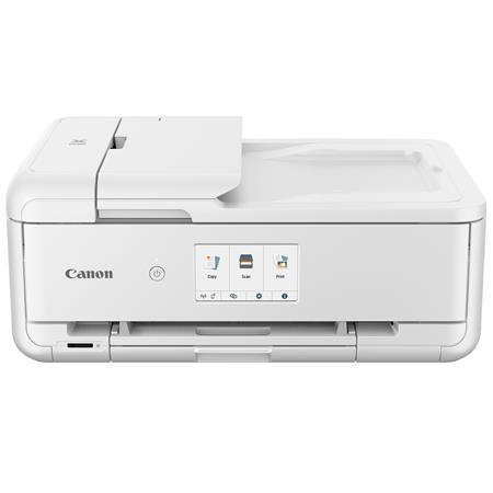 Canon TS Series PIXMA TS9521C Wireless All-In-One Inkjet Duplex Craft  Printer - Print, Copy, Scan