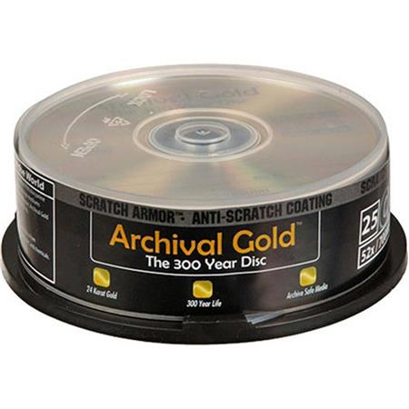 Delkin Devices CD-R Gold Scratch Armor: Picture 1 regular