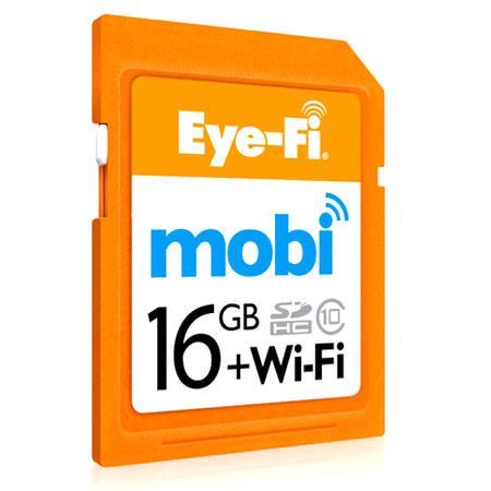 Eye-Fi MOBI-16PL 16GB SDHC Card