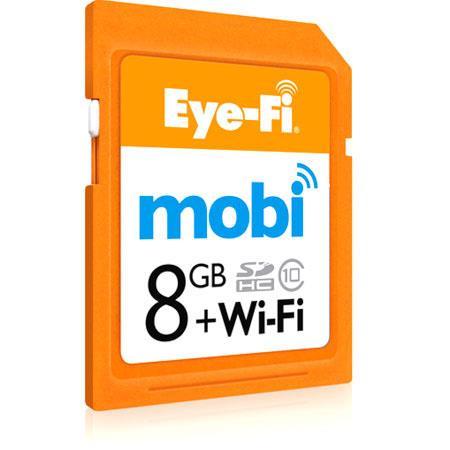 Eye-Fi Mobi WiFi SD Memory Card: Picture 1 regular