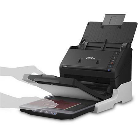 Epson Flatbed Scanning Dock for DS-530 Color Duplex Document Scanner