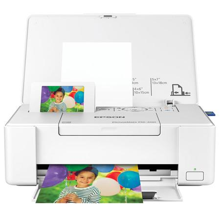 epson picturemate pm 400 wireless color personal photo lab inkjet rh adorama com Epson PictureMate Compact Photo Printer Epson PictureMate Compact Photo Printer