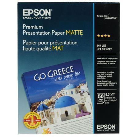 Epson Matte Heavy Weight: Picture 1 regular