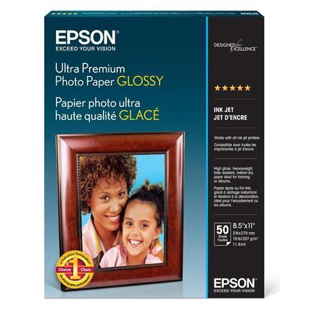 Epson Ultra Premium Glossy: Picture 1 regular