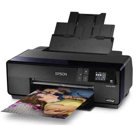 Epson SureColor P600 Wide Format Inkjet Photo Printer, 5760 x 1440 dpi  Resolution, USB 2 0, 100Base-T Ethernet, Wi-Fi, Apple Airprint, Google  Cloud