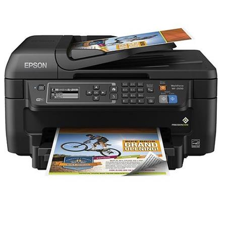 Epson WorkForce Inkjet All-In-One Color Printer