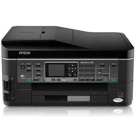 epson workforce 545 all in one printer c11cb88201 rh adorama com epson workforce 545 owners manual epson workforce 545 manual en español