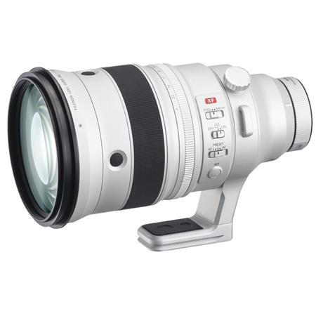 Fujifilm XF 200mm f/2 R LM OIS WR Lens with XF 1 4X TC F2 WR Teleconverter  Kit