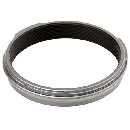 Fujifilm AR-X100 49mm Adapter Ring for FinePix X100 - Silver