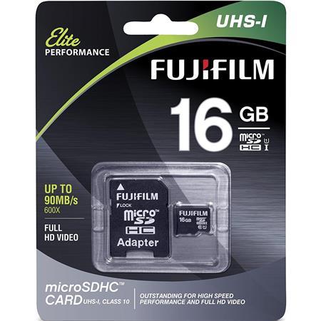 Fujifilm 16GB Class 10 microSDHC: Picture 1 regular