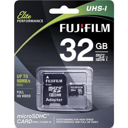 Fujifilm 32GB Class 10 microSDHC: Picture 1 regular
