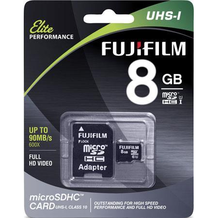 Fujifilm 8GB Class 10 microSDHC: Picture 1 regular