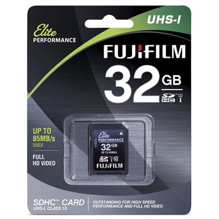 Fujifilm 32GB Class 10 SDHC: Picture 1 regular