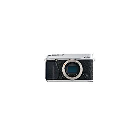 Fujifilm X-E2 16.3MP HD Mirrorless Digital Camera Bundle