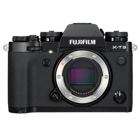 X-T3 Mirrorless Camera Body, Black
