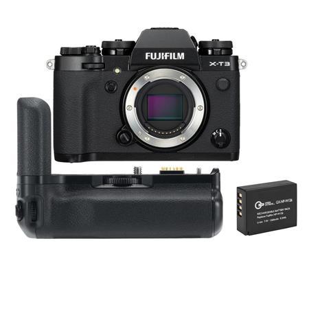 Fujifilm FinePix S3 Pro Vertical Shoe Mount Stabilizer Handle Pro Video Stabilizing Handle Grip for